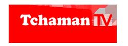logo TCHAMAN TV